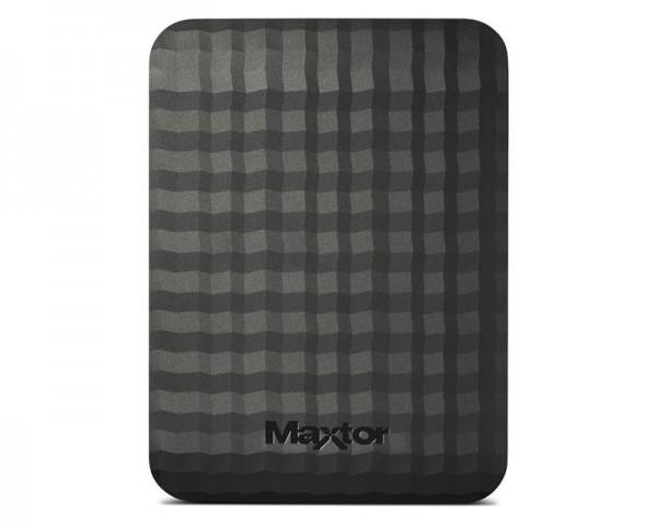 MAXTOR M3 Portable 2TB 2.5'' crni eksterni hard disk HX-M201TCBGM