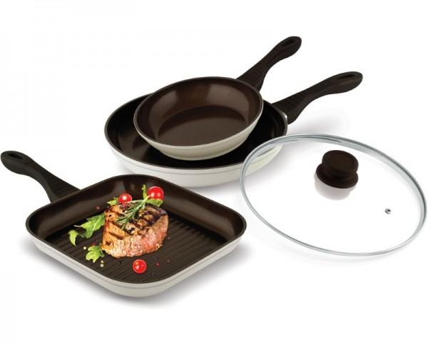 LAMART K202628MB keramički set za kuvanje
