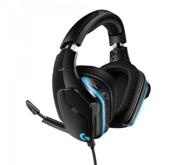 Logitech G635  7.1 Surround Lightsync Gaming Headset