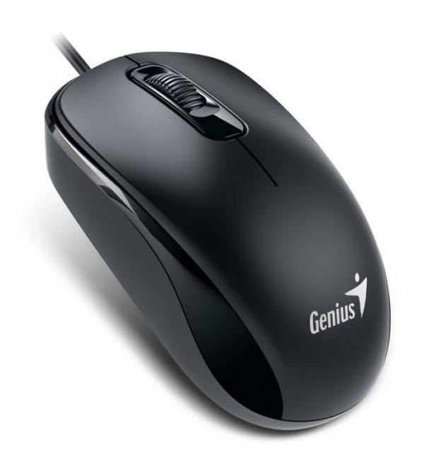 Genius Mouse DX-110 USB, BLACK