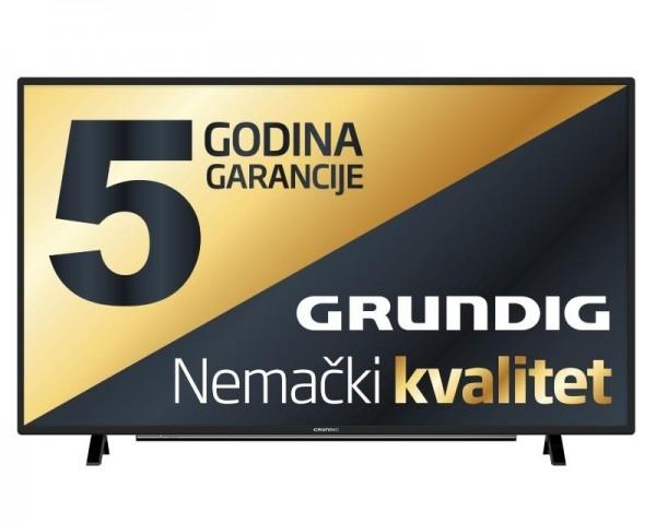 GRUNDIG 40'' 40 VLE 6735 BP Smart LED Full HD LCD TV