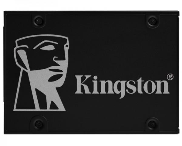 KINGSTON 256GB 2.5'' SATA III SKC600256G SSDNow KC600 series