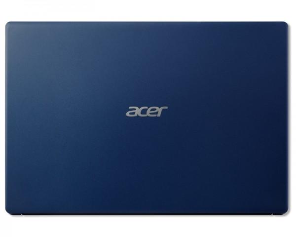 ACER Aspire A315-34-C90E 15.6'' Intel N4000 Dual Core 1.1GHz (2.60GHz) 4GB 256B plavi