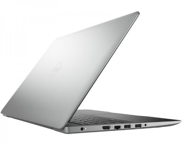 DELL Inspiron 3584 15.6'' FHD i3-7020U 4GB 1TB AMD Radeon 520 2GB srebrni 5Y5B