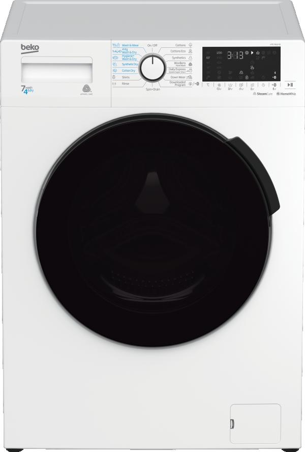 BEKO Mašina za pranje i sušenje veša HTE 7616 X0