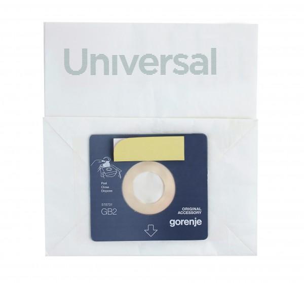 Gorenje GB2 PBU komplet 5 papirnih kesa + 1 filter za usisivač