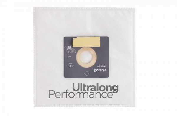 Gorenje GB2 MBUP Komplet 4 mikrofilter kesa + 1 filter