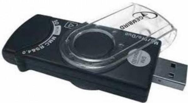 GEMBIRD FD2-ALLIN1-C1 USB 2.0 citac kartica