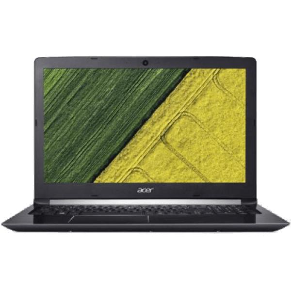 ACER Aspire A517-51G-34CN 17.3'' FHD Intel Core i3-7020U 2.3GHz 4GB 256GB SSD GeForce MX130 2GB crni