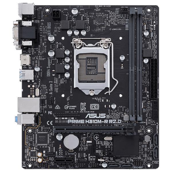 Asus Intel MB PRIME H310M-R R2.0 1151