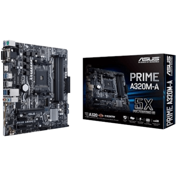 Asus AMD MB PRIME A320M-A AM4