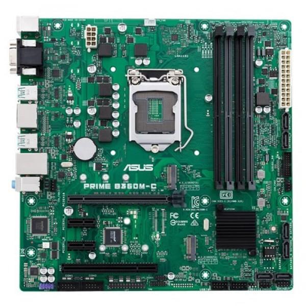 Asus Intel MB PRIME B360M-C