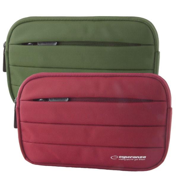 Esperanza et185m torba za tablet 7'' zelena boja