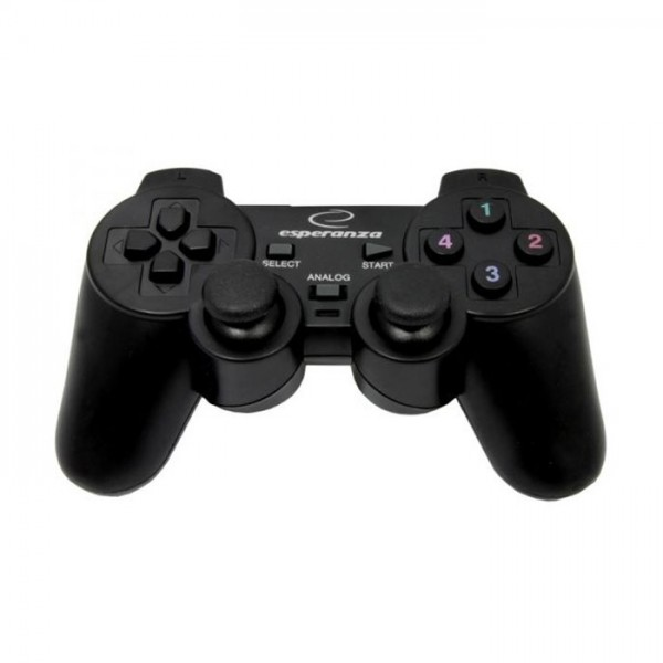 Esperanza egg102r gamepad usb warrior