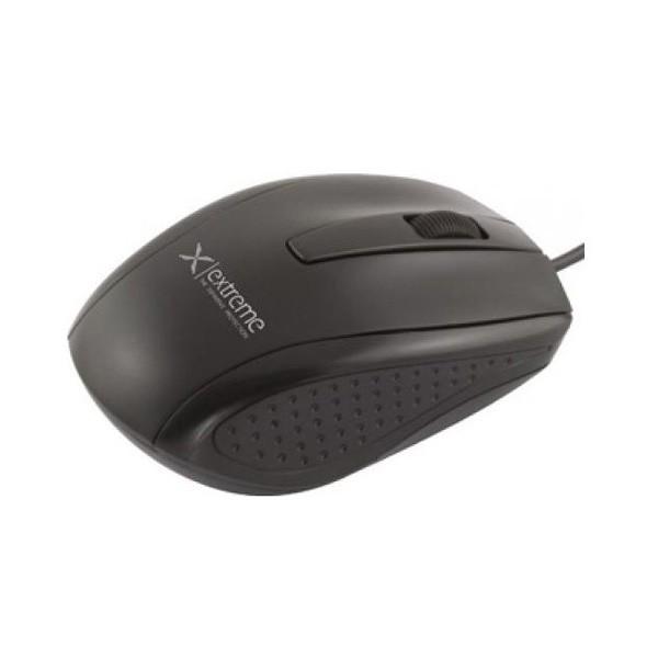 Extreme xm110k optički 3d usb miš crni