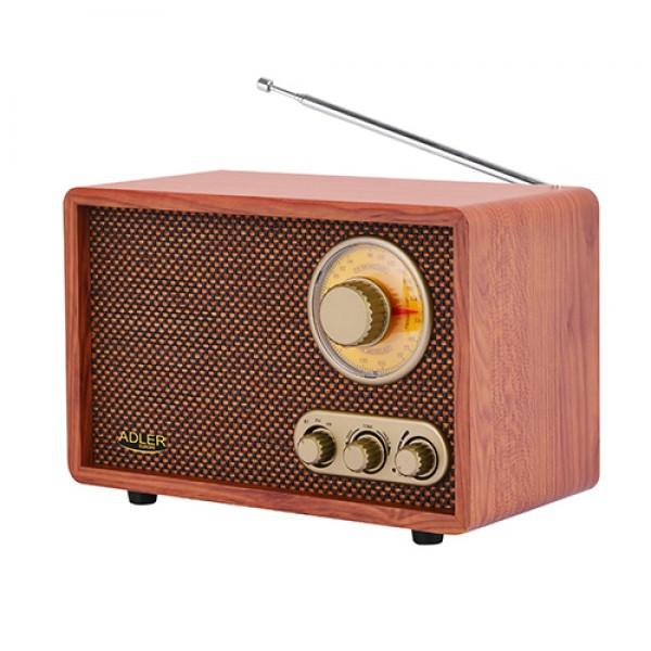 Adler ad1171 retro radio bluetooth