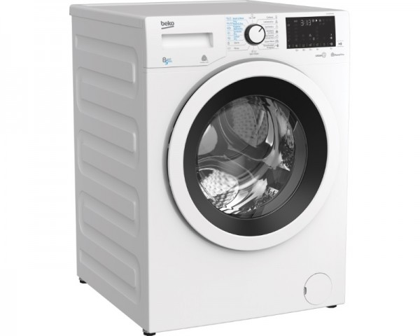 BEKO Mašina za pranje i sušenje veša HTV 8736 XS0
