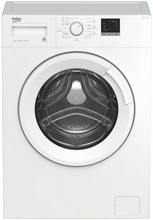 BEKO Mašina za pranje veša WUE 6511 XWW