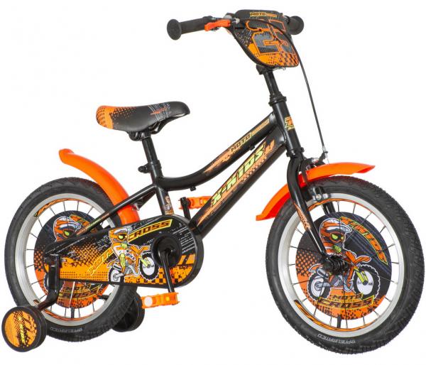 VeneraBike Dečija bicikla 16''MOT160 X-KIDS + SET
