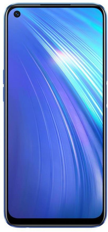 REALME 6 Plavi,  4GB, 64GB