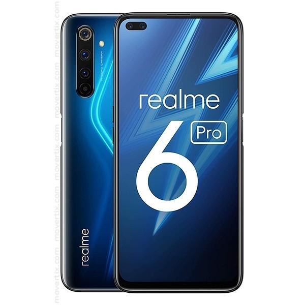 REALME 6 Pro Plavi, 6,6'', 8GB, 128GB