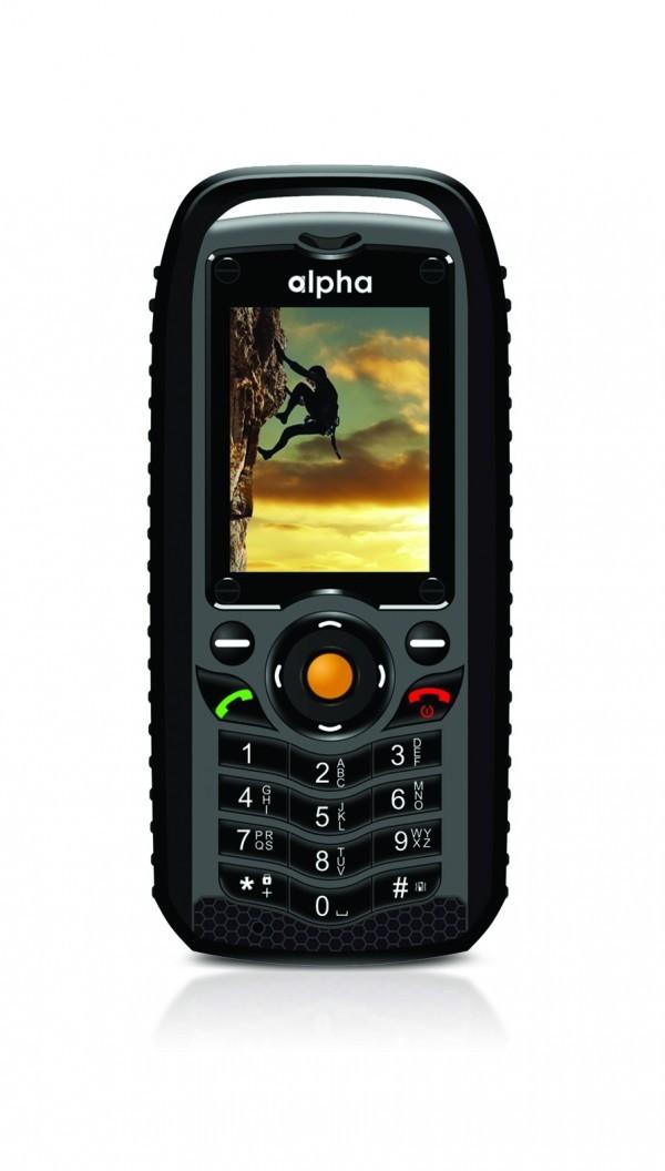 ALPHA R1 Crni