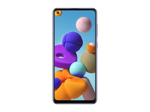 Samsung Galaxy A21s 4GB, 64GB DS Blue