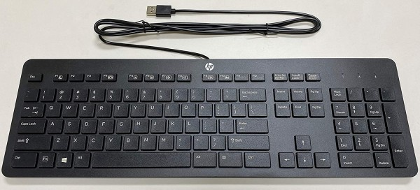 HP USB Slim Business Keyboard (N3R87AA) SRB (Slo)