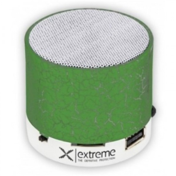 Extreme xp101g bluetooth zvučnik fm radio flash