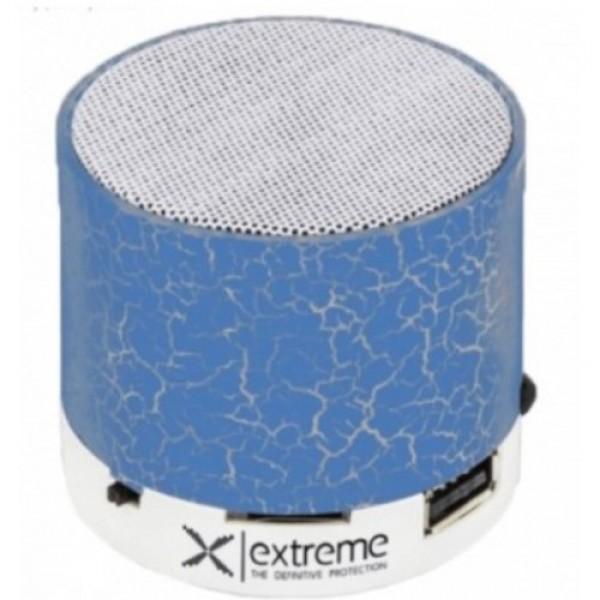 Extreme xp101b bluetooth zvučnik fm radio flash