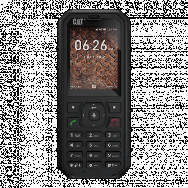 CAT B35 Crni 2.4'', 512 MB, 4 GB, 2.0 Mpix