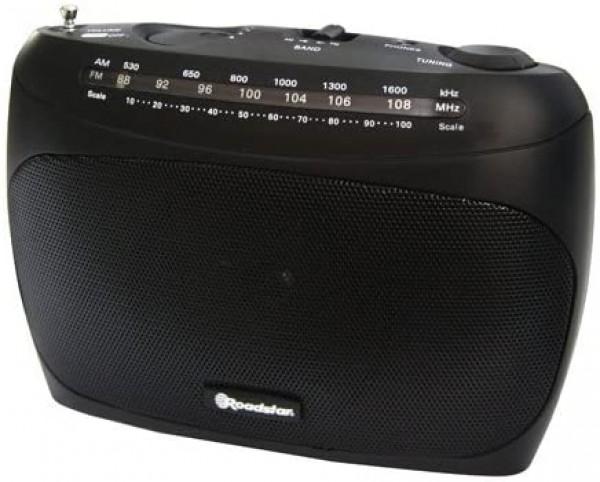 Roadstar tra2295bk tranzistor crni