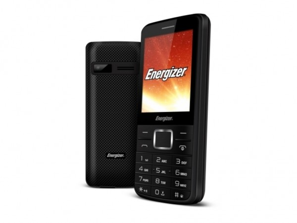Energizer Powermax P20 DS Black