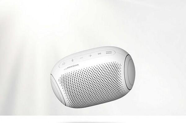 LG XBOOM Go PL2W bluetooth zvučnik (Bela)