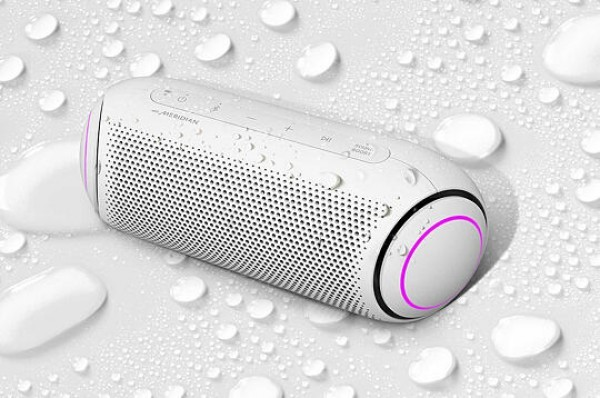 LG XBOOM Go PL5W bluetooth zvučnik (Bela)
