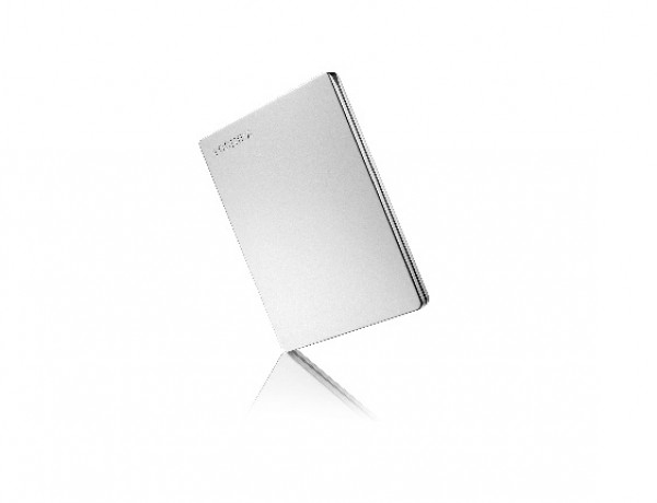 Toshiba HDD 2TB 2.5'' USB 3.0 Canvio Slim Silver eksterni HDTD320ES3EA