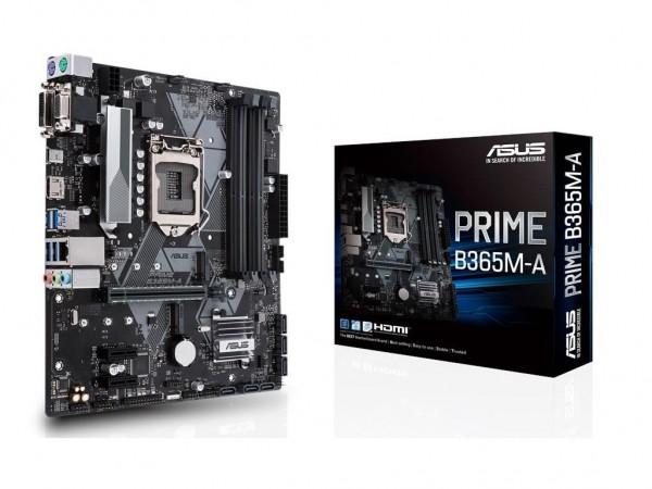 ASUS Intel MB PRIME B365M-A 1151