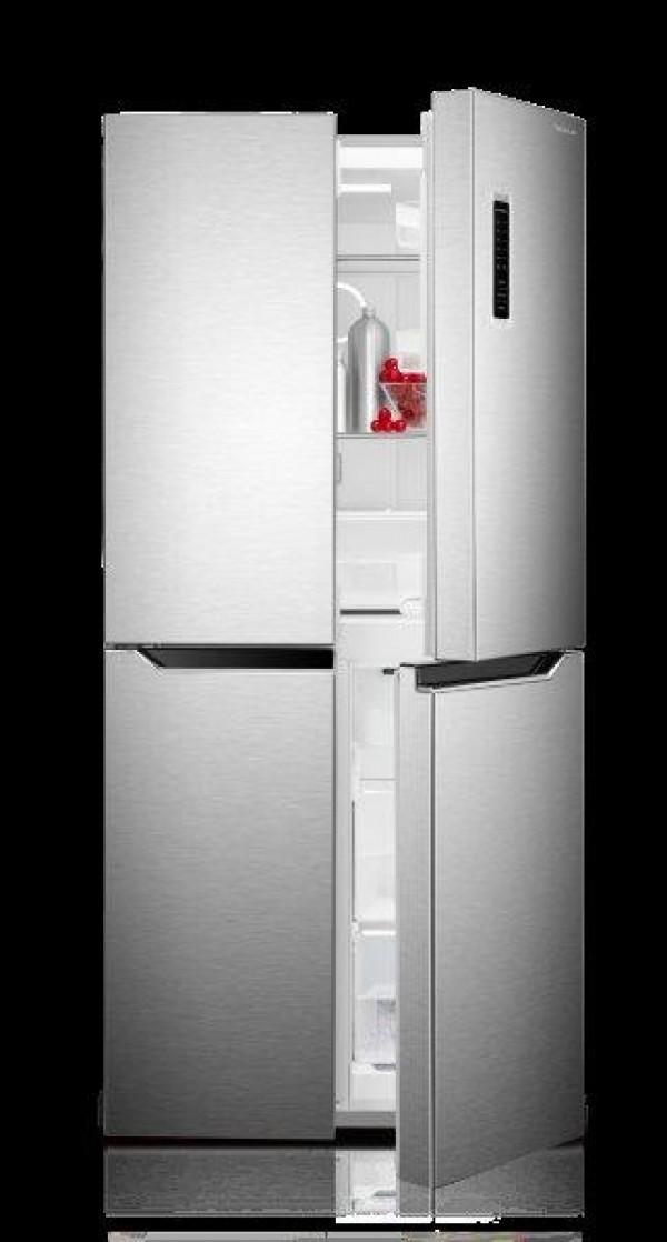 Tesla Multi-door frižider RM3400FHX, 180x79, 404l, No Frost, Inox
