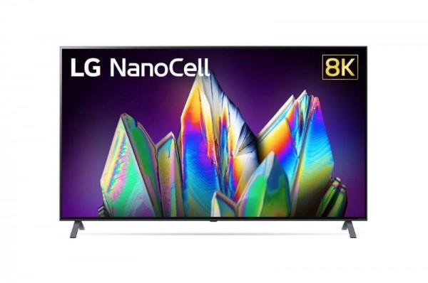 LG 65NANO993NA LED TV 65'' NanoCell 8K, WebOS ThinQ AI, Cinema screen, Two pole stand, Magic remote