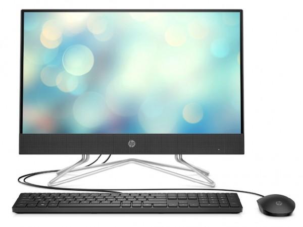 HP 22-df0018ny AiO 21.5'' FHD IPS Touch, i3-1005G1, 8GB, 256GB, UHD, FreeDOS, Black (236L9EA)