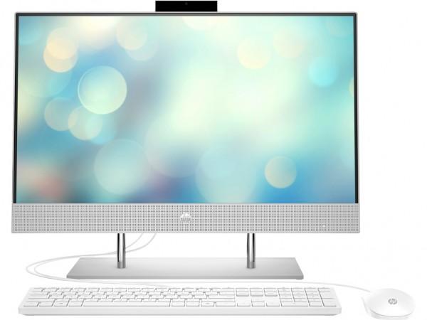 HP 24-dp0056ny AiO 23.8'' FHD IPS, i3-1005G1, 8GB, 512GB, UHD, FreeDOS, Silver, 3Y (236H0EA)