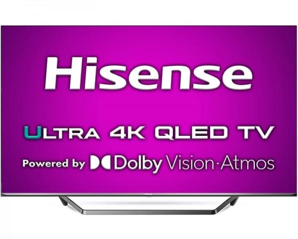 HISENSE 65'' 65U7QF ULED Smart LED 4K Ultra HD digital TV G