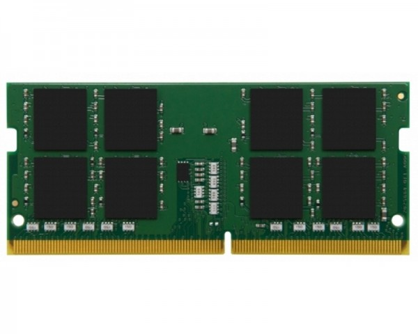 KINGSTON SODIMM DDR4 16GB 3200MHz KVR32S22S816