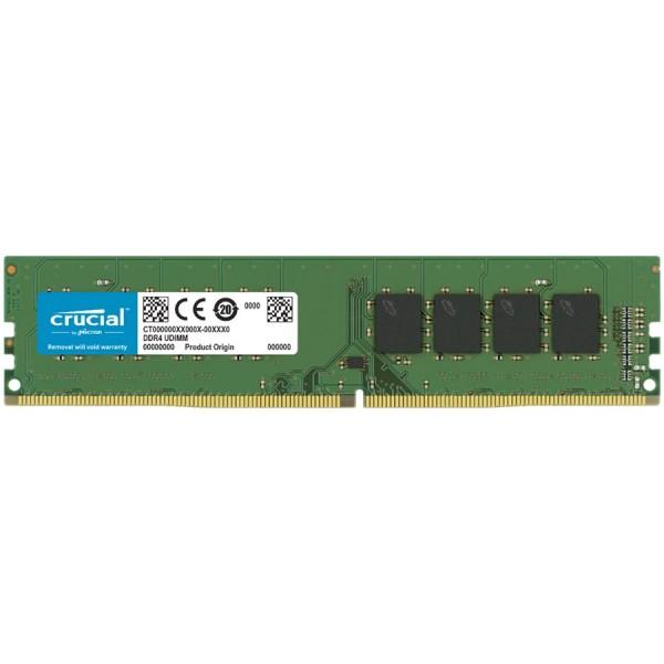Crucial DRAM 8GB DDR4-2666 UDIMM