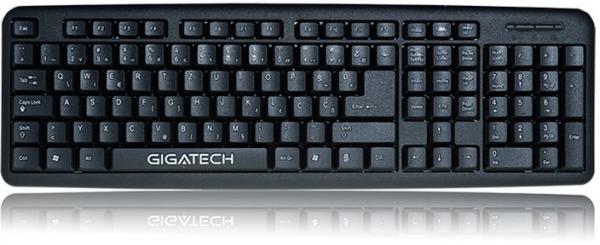 GIGATECH Tastatura GT-410E