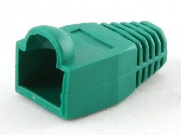 GEMBIRD BT5GN/5  Kapice za LAN konektore green (pakovanje 100 kom)