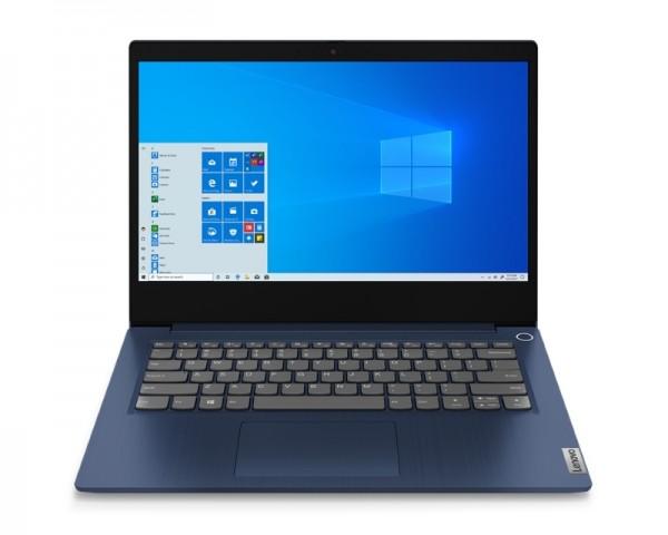 LENOVO IdeaPad 3 14'' FHD AMD Ryzen 5 3500U 8GB 256GB SSD Win10Home plavi