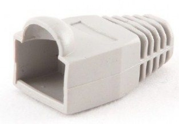 GEMBIRD BT5GY/5  Kapice za LAN konektore grey (pakovanje 100 kom)