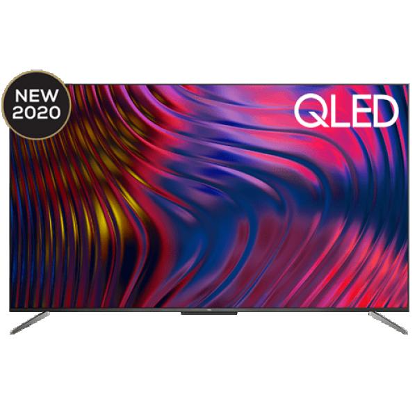 TCL Smart TV 50C715, 50'', 4K Ultra HD, DVB-CS2T2