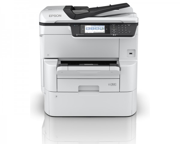 EPSON WorkForce Pro WF-C878RDTWFC wireless multifunkcijski RIPS MFP inkjet uređaj